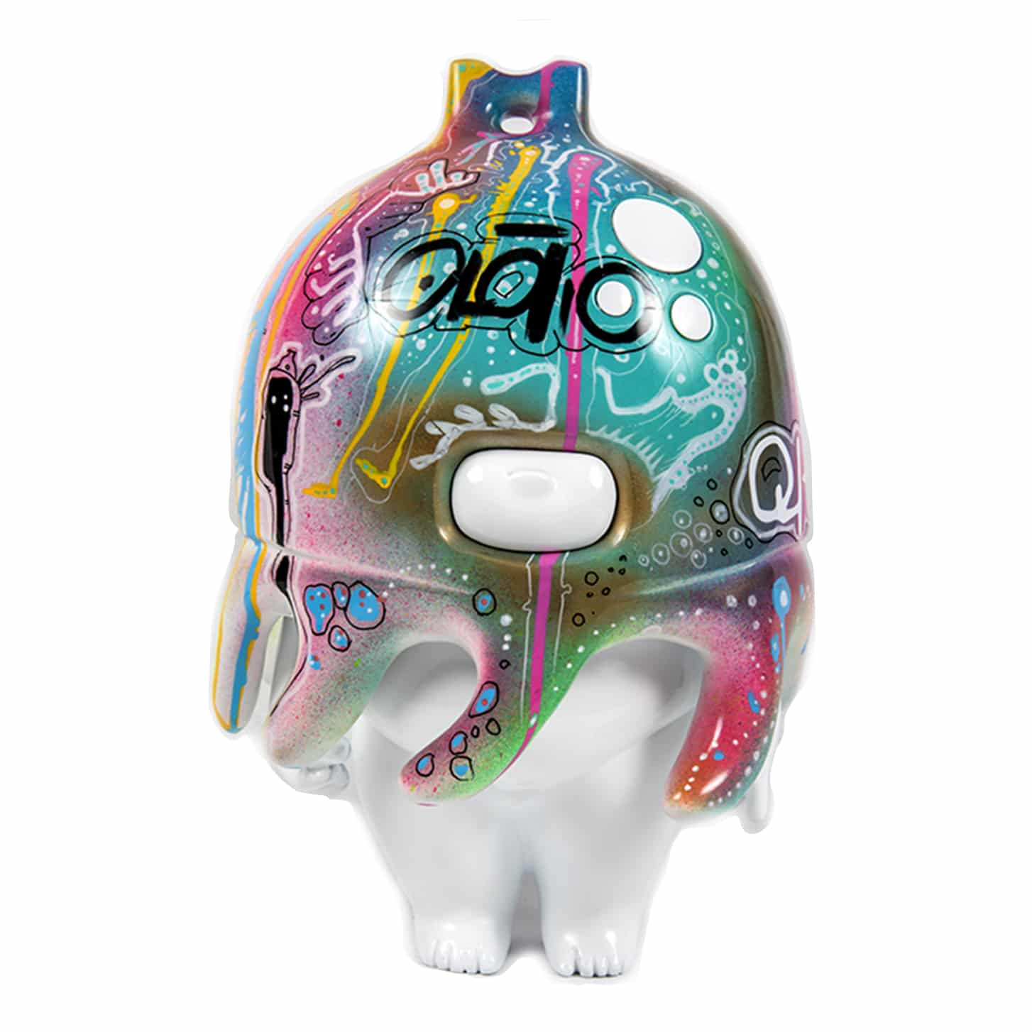 WAKO Octo Storyteller limited edition art toy