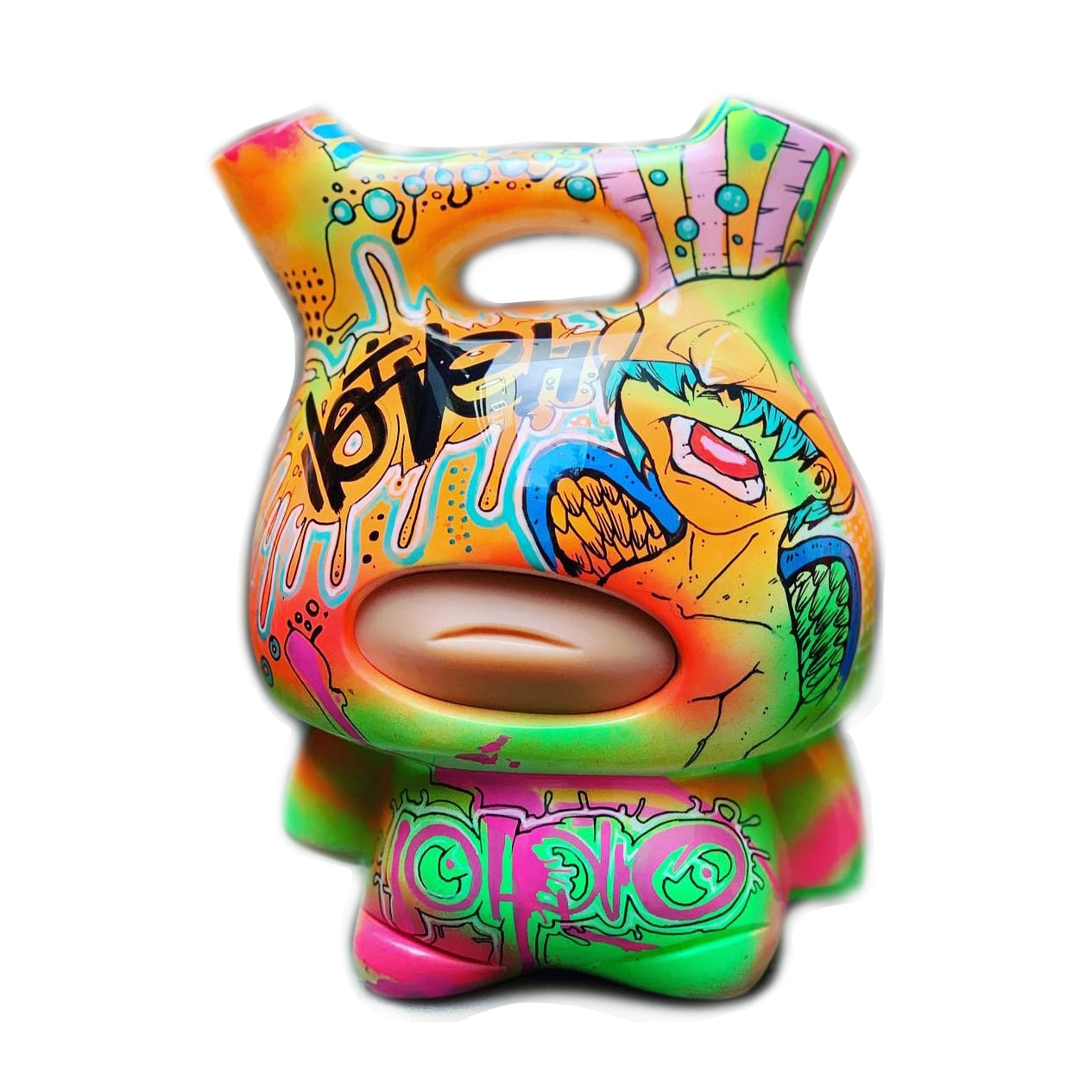 Limited edition Art toy WAKO Storyteller